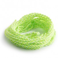 Strings 100% Polyester: Green-Yellow-White