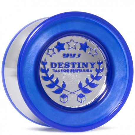 YoYoJam Destiny Translucent Blue