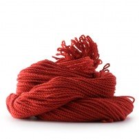100 Yo-Yo String Type 6. 100% Polyester. Red