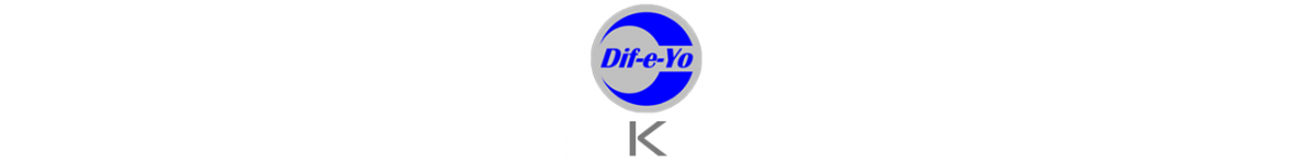 Bearing Dif-E-Yo KonKave
