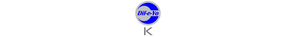 Roulements Dif-E-Yo KonKave