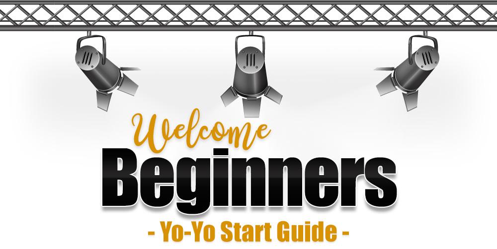 Yo-Yo Start Guide