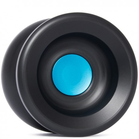 Crucial Fresh Milk Black w/ Blue Hub