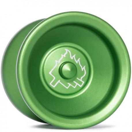 CLYW Bonfire Solid Green