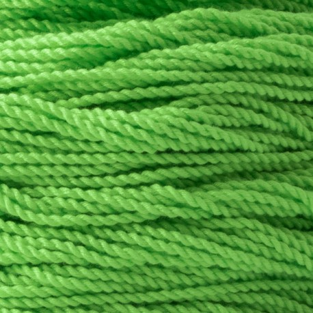 100 Counts Kitty String. TALL. Lime Green