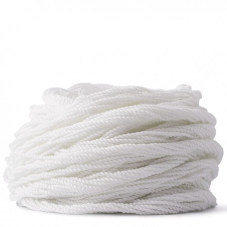 100 Counts Kitty String. TALL. White