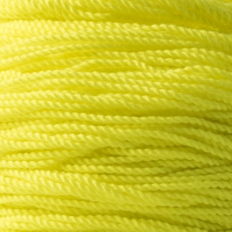 100 Counts Kitty String. TALL. Yellow