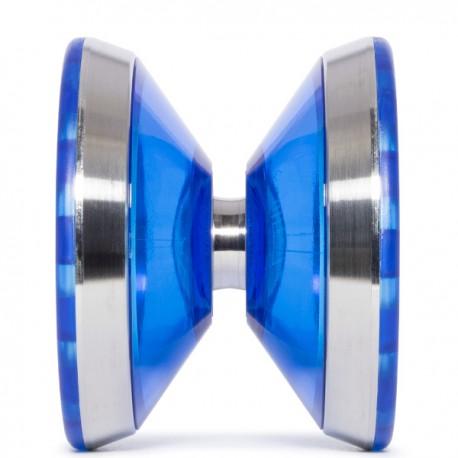 YoYoRecreation Triad Translucent Blue SHAPE