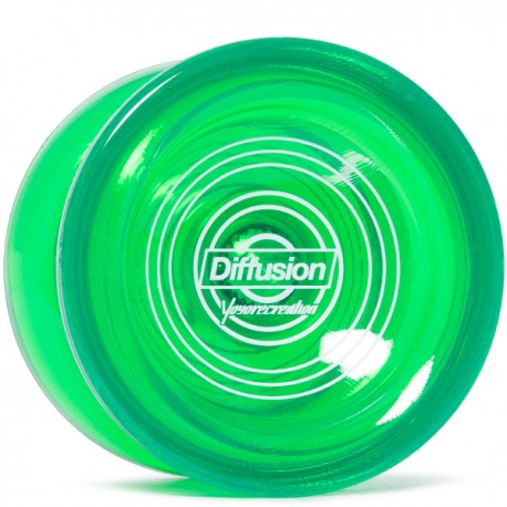 YoYoRecreation Diffusion Translucent Green