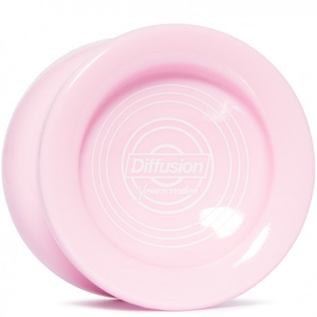 YoYoRecreation Diffusion Pastel Pink