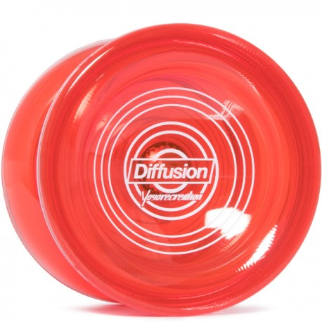 YoYoRecreation Diffusion Translucent Red