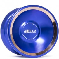 sOMEThING Anglam 2 Royal Blue / Rose Gold Rims