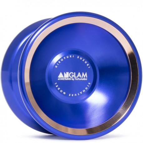 sOMEThING Anglam 2 Royal Blue / Rose Gold Rims