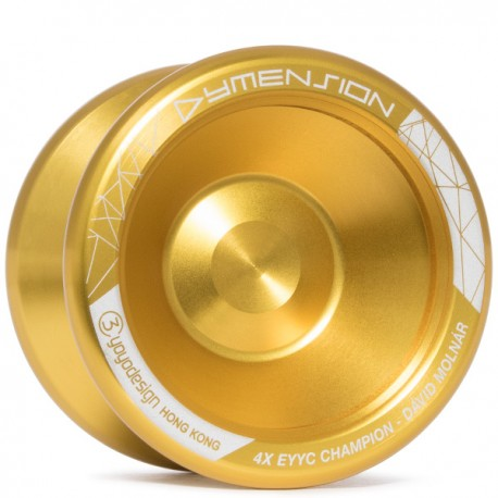 C3yoyodesign Dymension Solid Gold