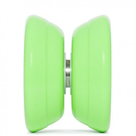 YoYoFactory ONE Green PERFIL