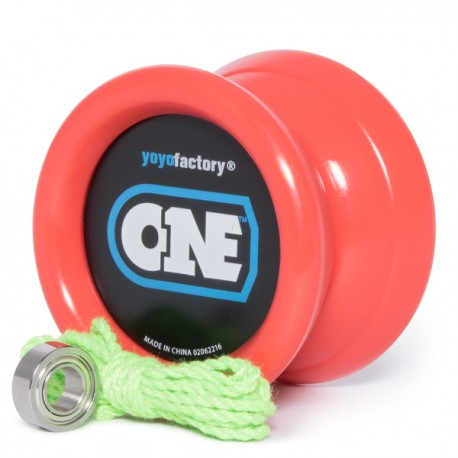 YoYoFactory ONE Red