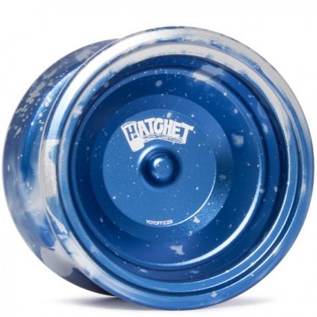 YoYofficer Hatchet 2 NavyBlue/Silver