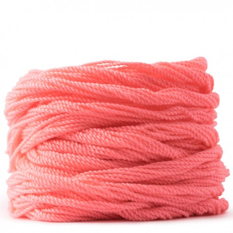 100 Counts Kitty String. NORMAL. Baby Pink