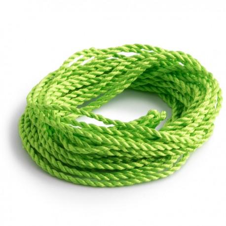 Strings 100% Nylon: Green