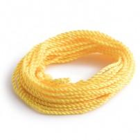 Cuerdas 100% Nylon: Amarillo