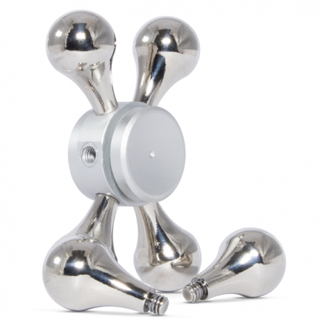 Fidget Spinner 6x Removable Arms