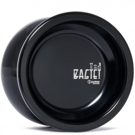 C3yoyodesign Bastet Shiny Black