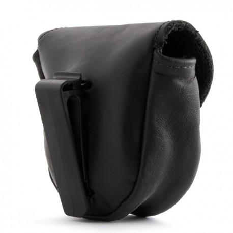 Tom Kuhn Funda de YoYo cuero negro