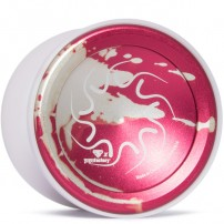 YoYoFactory Nine Dragons Red/ Silver