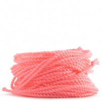 10 Counts Kitty String. NORMAL. Baby Pink
