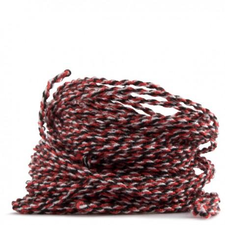 10 Cuerdas T6. 100% Poliéster. MIX COLOURS