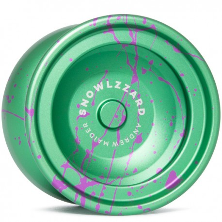 CLYW Snow Lzzard Hulk Smash