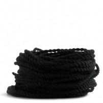 5 Pack Duncan String, 100% poly. BLACK.