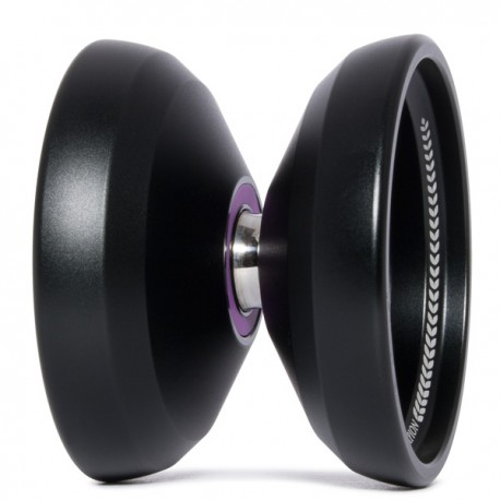 C3YoYoDesign Radius Black