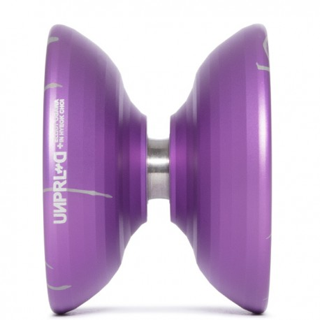 UИPRLD Abduction Purple /Silver (In Hyeok Choi Signature) SHAPE