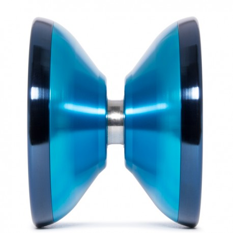 Magicyoyo Stealth Ocean Blue w/ Deep Blue Rings SHAPE