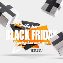 BLACK FRIDAY 2017 - M?STERY BOXES