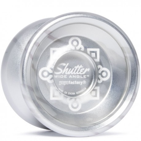 YoYoFactory Shutter Wide Angle Snowflake Collection