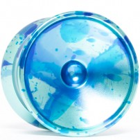C3yoyodesign x Magicyoyo Vapormotion Tropical Ocean