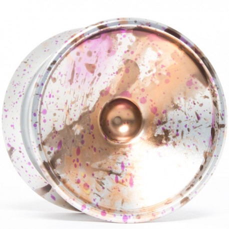 C3yoyodesign x Magicyoyo Vapormotion Autumn Reed