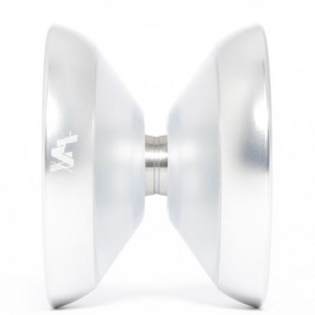 C3yoyodesign x Magicyoyo Vapormotion Solid Silver PERFIL