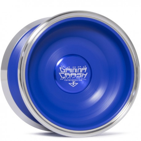 C3yoyodesign Gamma Crash Blue