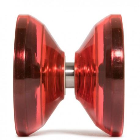 YoYoFactory Nine Dragons Black / Translucent Red Shell SHAPE