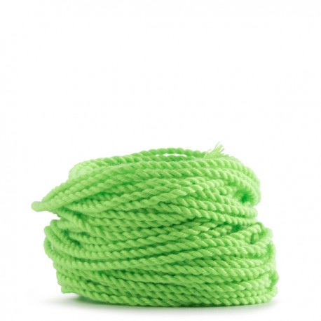 10 Cuerdas Kitty String. XXL. Lime Green