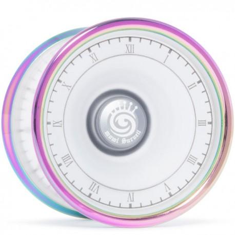 Mowl Surveil Clear / Rainbow Rings