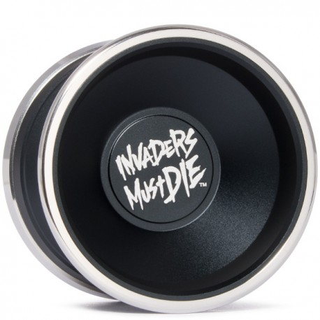 Rebellion Invaders Must Die Matte Black