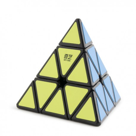QiYi Qiming Pyraminx A Black