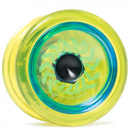 YoYoFactory Arrow Translucent Yellow