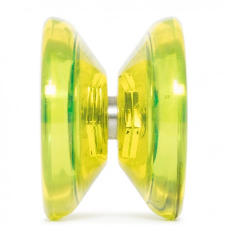 YoYoFactory Arrow Translucent Yellow SHAPE