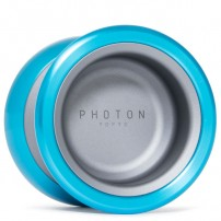 Top Yo Photon Smoke Black / Blue Rings