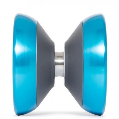 Top Yo Photon Smoke Black / Blue Rings